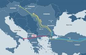 Acronimo di Trans Adriatic Pipeline