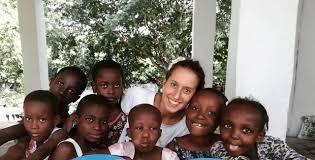 Silvia Romano, la giovane volontaria rapita in Kenya.
